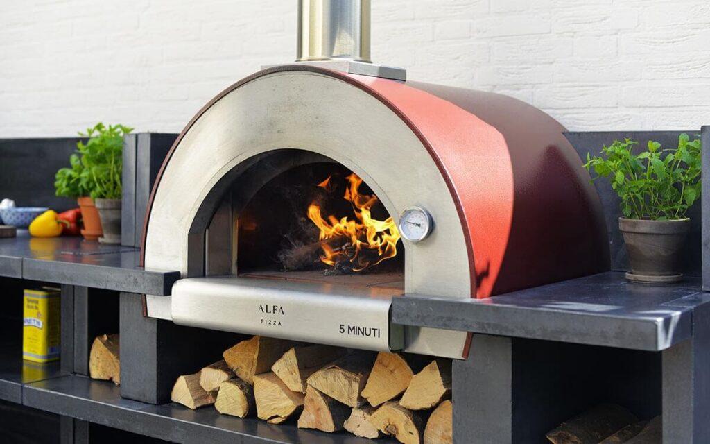 Wood Fire Pzza Oven