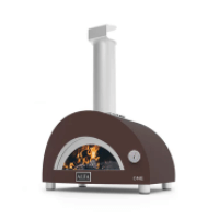 Alfa One compact wood fired pizza oven