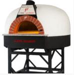Valoriani igloo, wood fired oven
