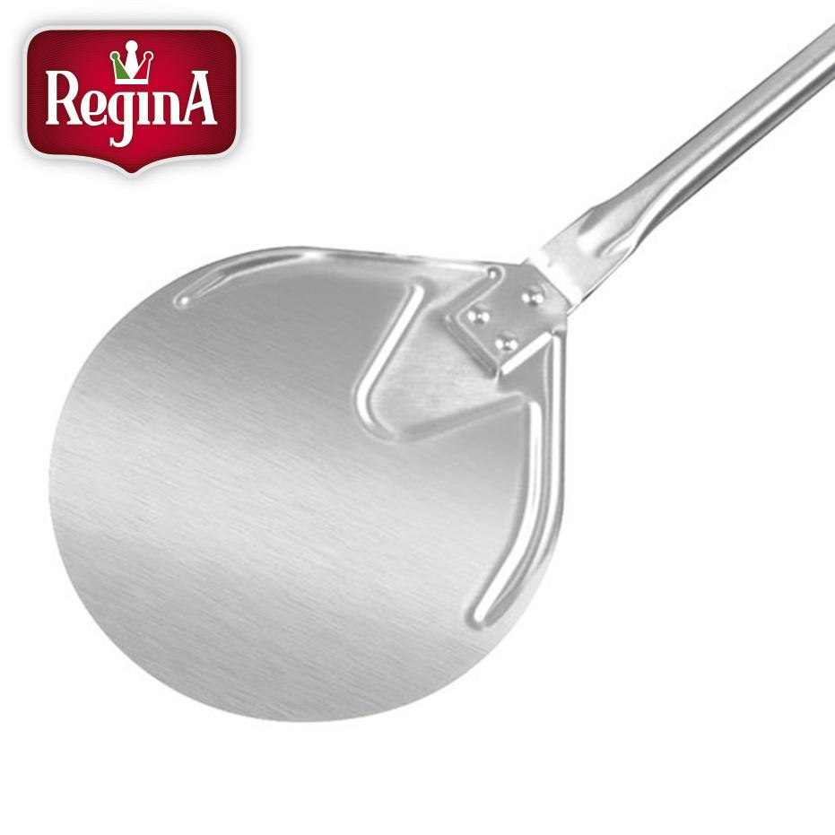 Regina Round S/Steel Peel