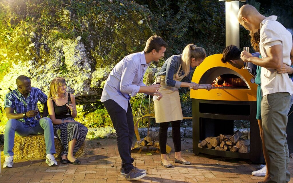 wood fired ovens melbourne