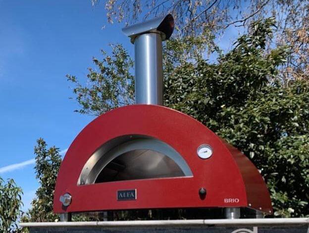 Alfa Brio Gas Pizza Oven