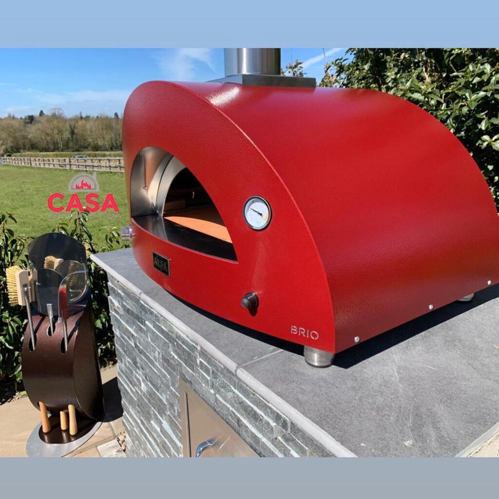 Alfa Brio Gas Oven