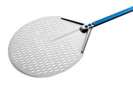 GiMetal round perforated peel